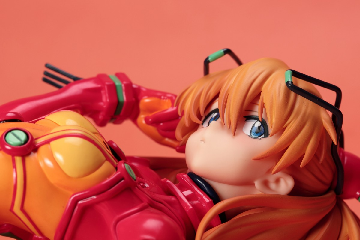 Asuka Langley Shikinami by Max Factory