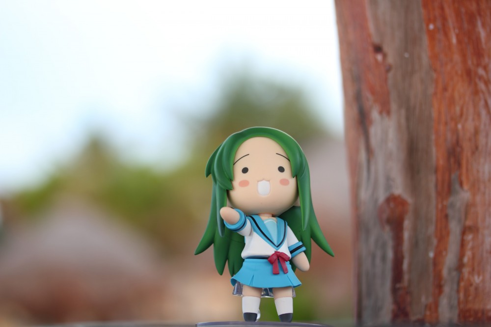 Nendoroid Churuya-san