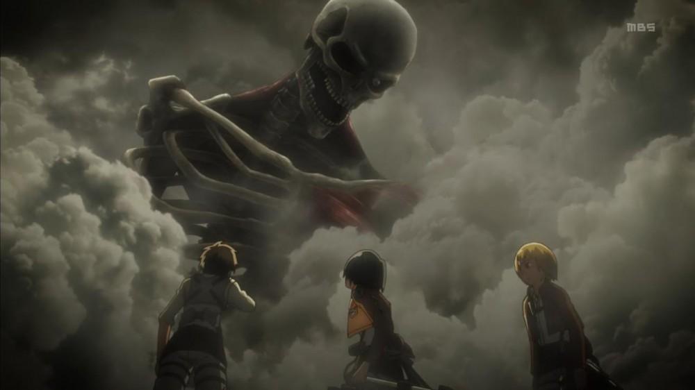 Shingeki no Kyojin episode 10
