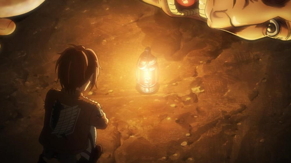 Shingeki no Kyojin episode 15