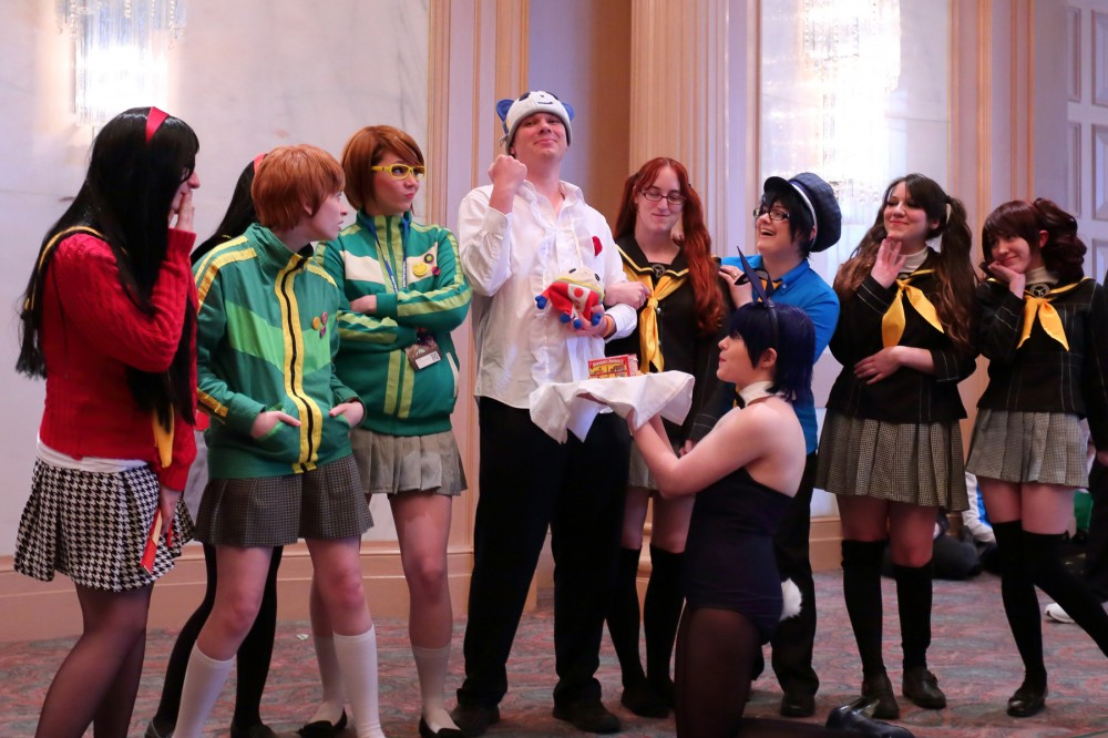 ACen 2014 1st Persona meetup
