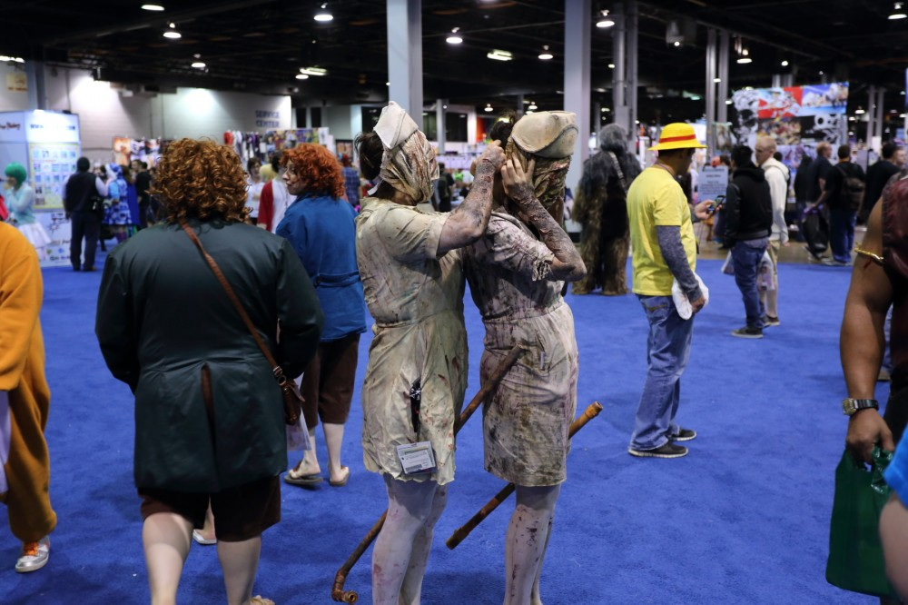 ACen 2014 Silent Hill cosplay