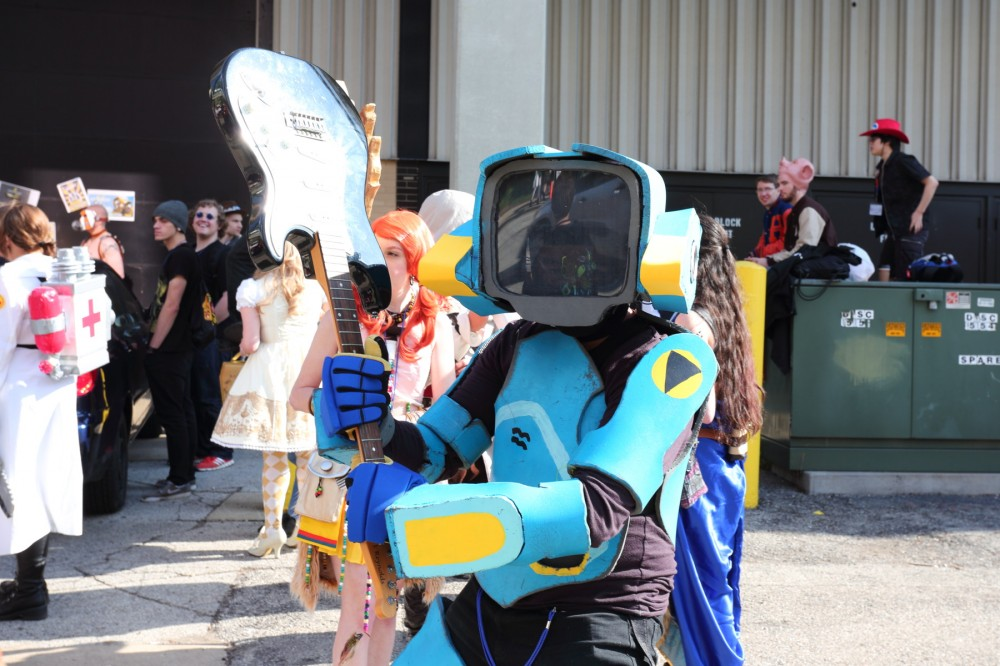 ACen 2014 Canti cosplay