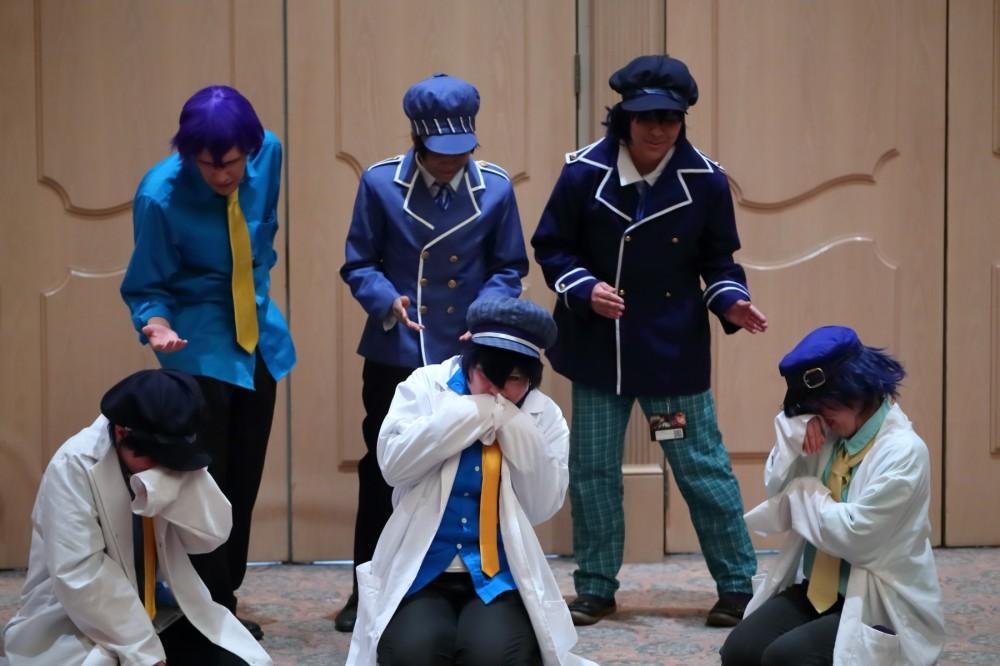ACen 2014 Persona cosplay