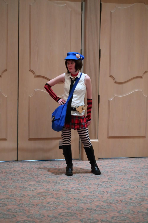 ACen 2014 Marie cosplay