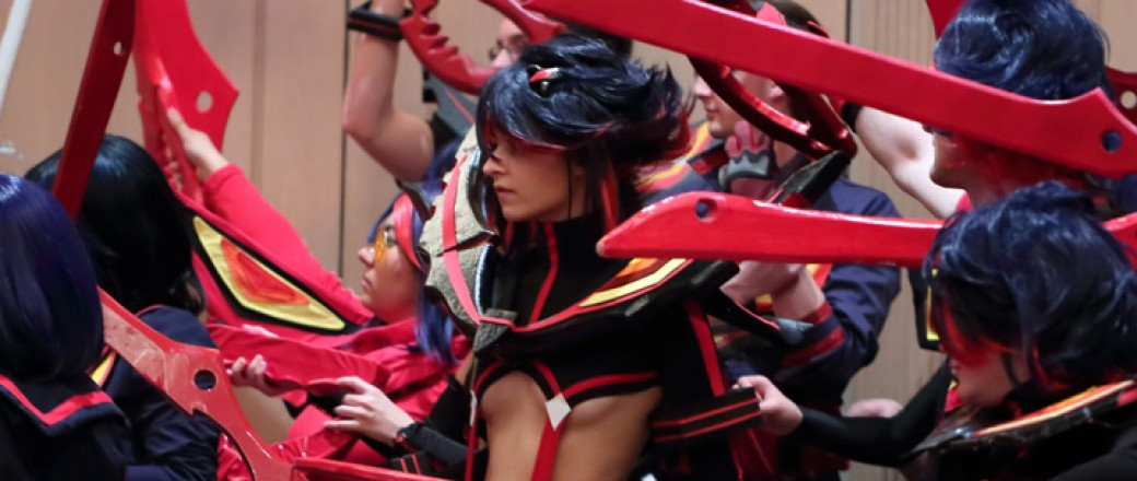 Anime Central 2014: Cosplay! Glorious cosplay!!