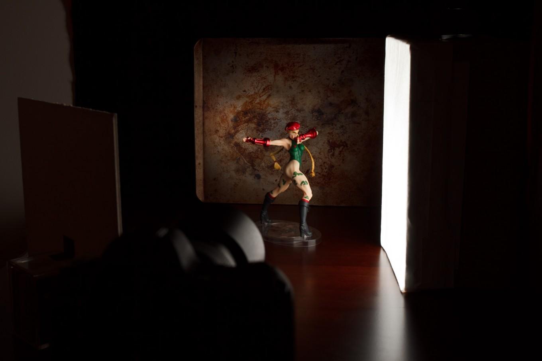 Street Fighter Bishoujo Cammy by Kotobukiya