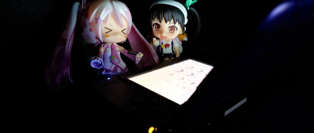 Snapshot: Late night gaming