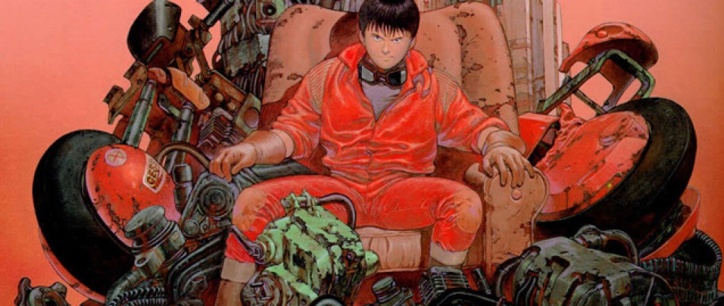 Anime Review: Akira