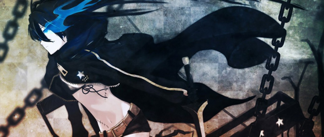 Anime Review: Black Rock Shooter (OVA)