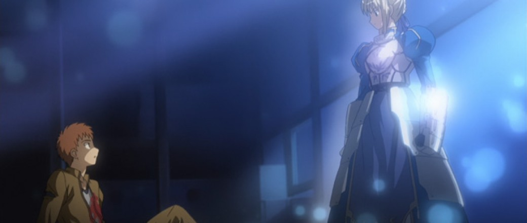 Anime Review: Fate/stay night