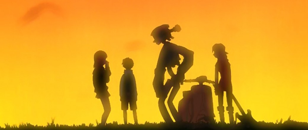 Anime Review: FLCL