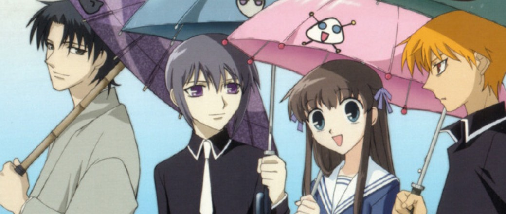 Anime Review: Fruits Basket