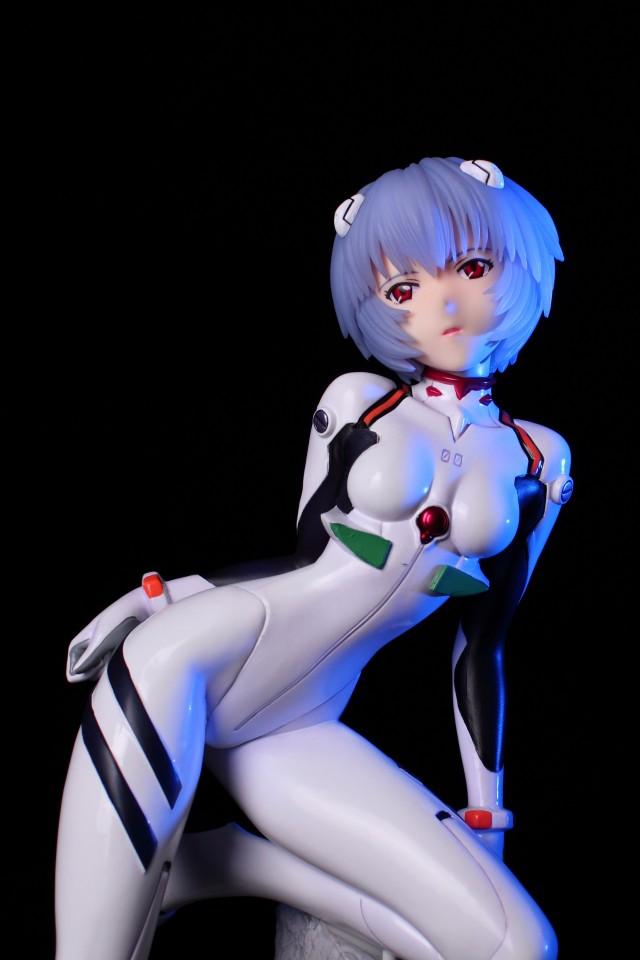 Rei Ayanami by Kotobukiya