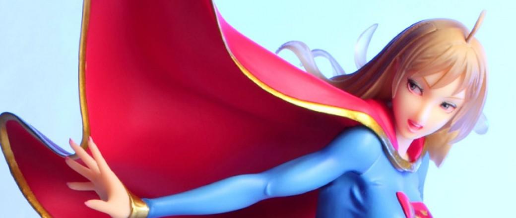 Figure Review: DC Comics Bishoujo Supergirl by Kotobukiya