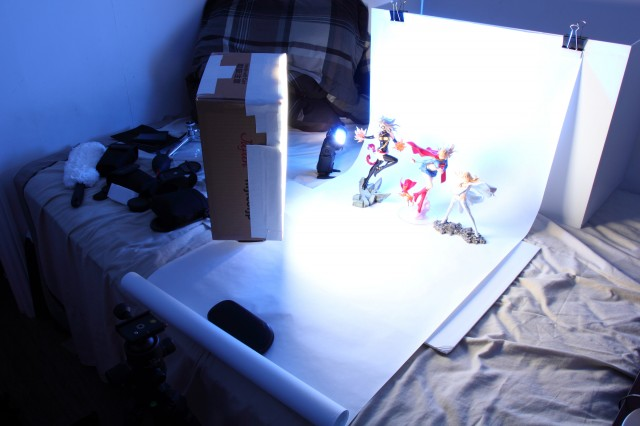 DC Comics Bishoujo Supergirl by Kotobukiya