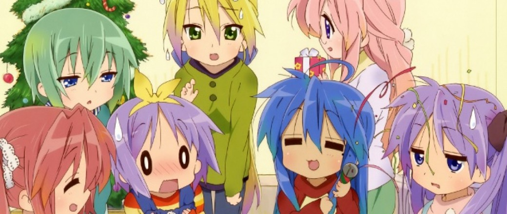 Anime Review: Lucky Star