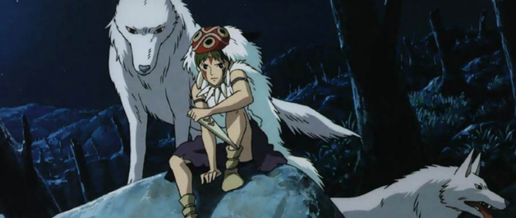 Anime Review: Princess Mononoke