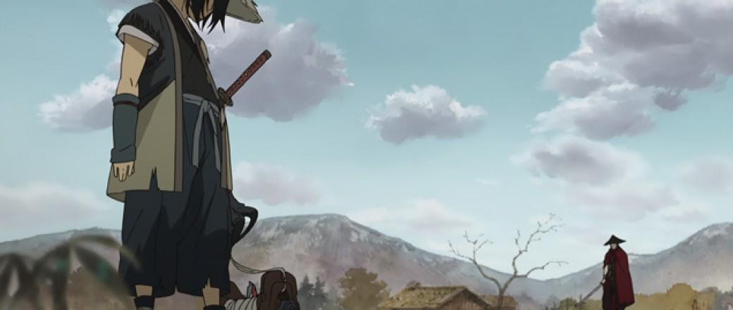 Anime Review: Sword of the Stranger