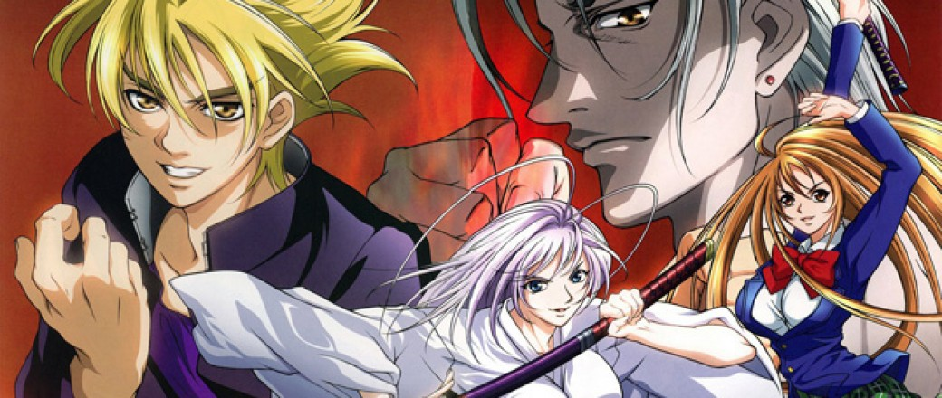 Anime Review: Tenjho Tenge