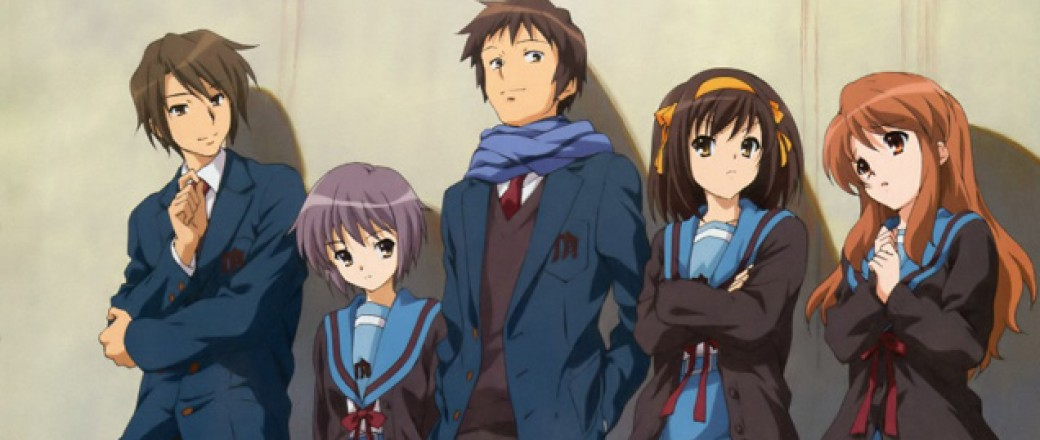 Anime Review: The Disappearance of Haruhi Suzumiya