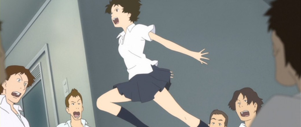 Anime Review: The Girl Who Leapt Through Time