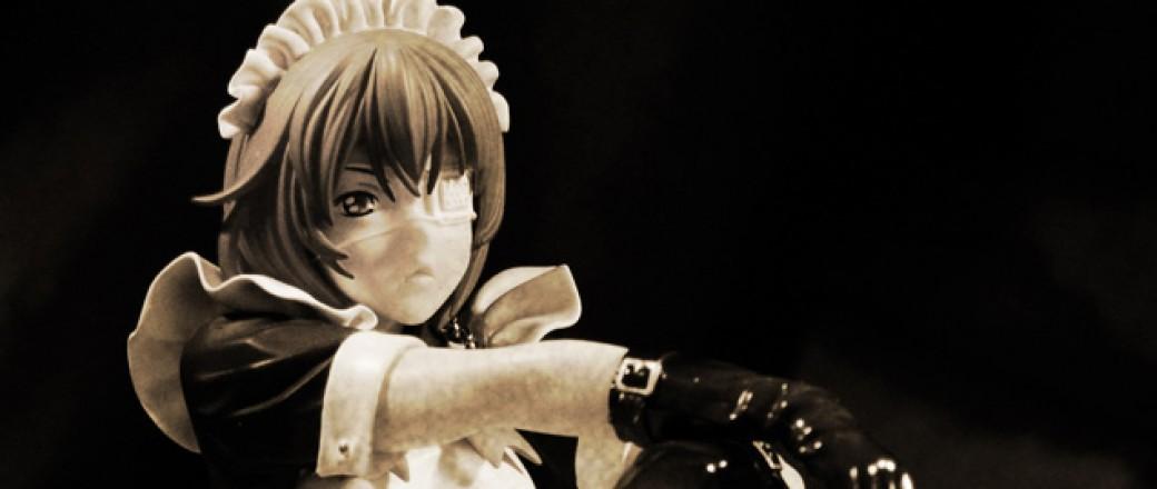 Figure Review: Ryomou Shimei by UART