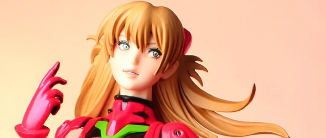 Figure Review: Asuka Langley Soryu by Yamato