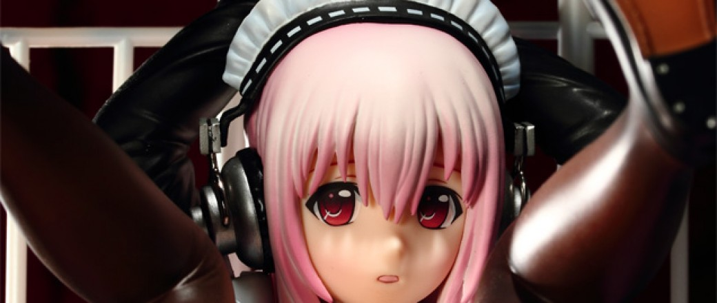 Figure Review: Sonico by Gift