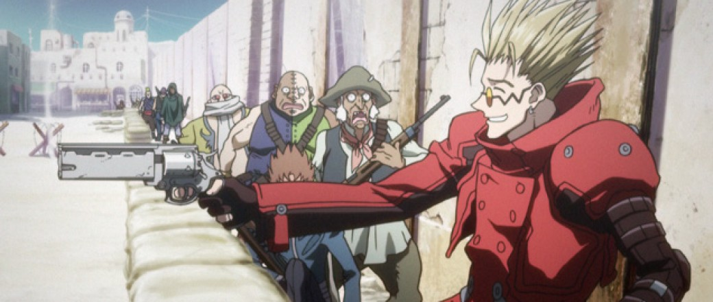 Anime Review: Trigun: Badlands Rumble