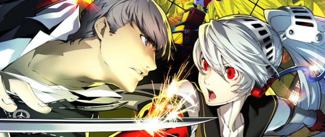 First Impressions: Persona 4 Arena