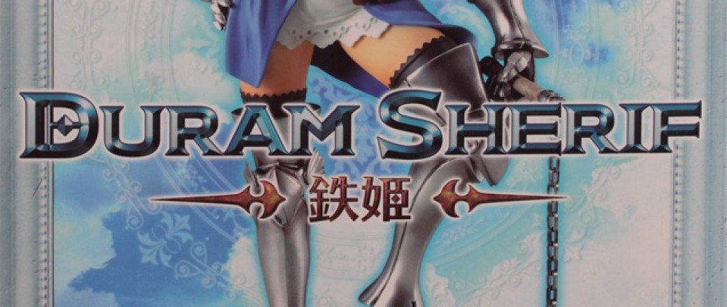 NSFW Figure Review: Duram Sherif by Embrace Japan