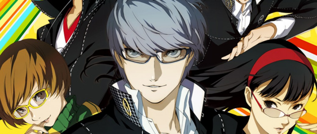 The post where I gush about Persona 4 Golden