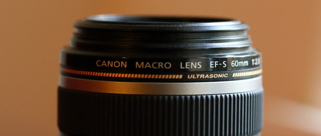 Gear spotlight: Canon's EF-S 60mm f/2.8 Macro USM