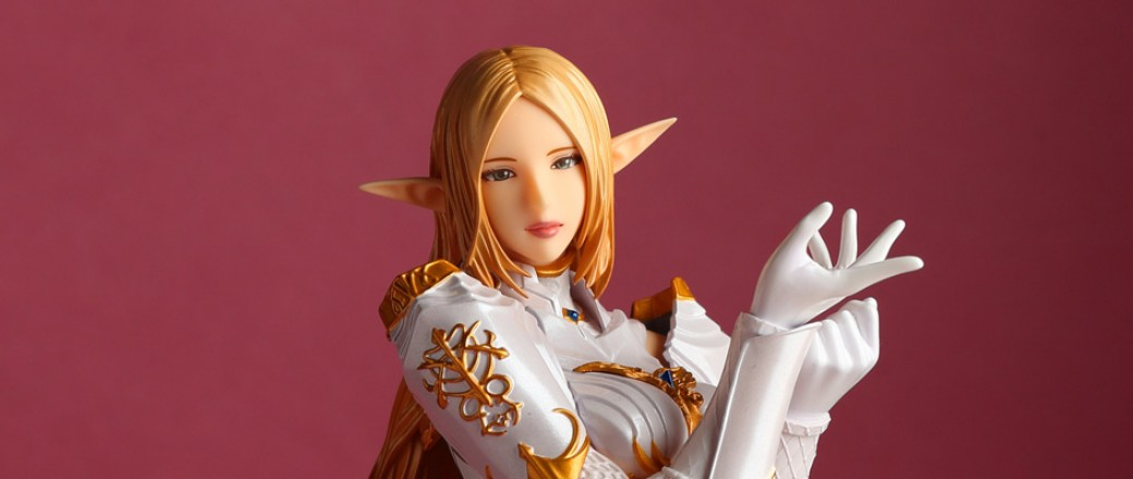 Figure Review: Elf by Max Factory