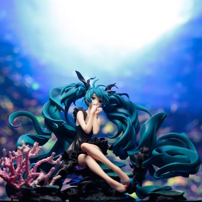 Hatsune Miku Deep Sea Girl ver.
