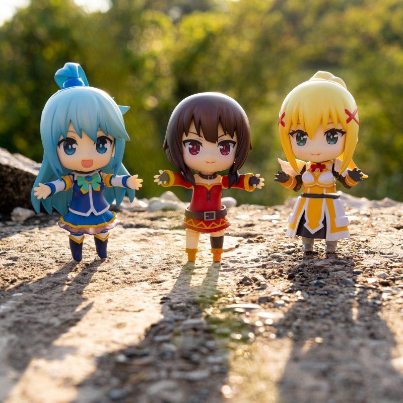 KonoSuba Nendoroids